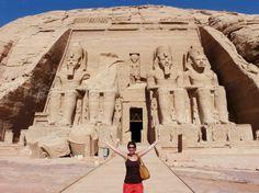Lake Nasser Cruises / http://www.shaspo.com/lake-nasser-cruises-egypt-nile-cruise / will give you the option to visit Abu Simbel Temples and more