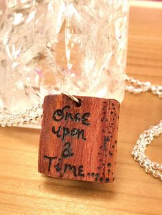 Storybook Necklace