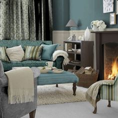 Cozy Living Room Decorating Ideas 4