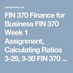 fin 366 financial institution week 2 Assignment-the-role-offinancial-institutions-in-financial-markets-paper for more classes visit wwwfin366educom describe possible markets those institutions, such as those in the following list, are involved with and explain interactions among them.