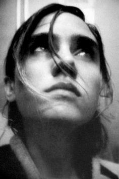 "Jennifer Connelly in ""requiem for a dream"". 2000 -  .Director: Darren Aronofsky."