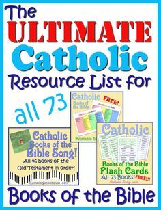 73 books in the catholic bible