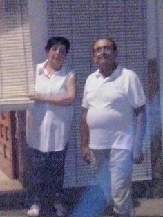 Papi y mami