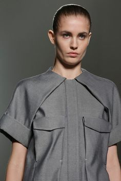 Folds Alexander Wang Fall 2013 Ready-to-Wear Collection Slideshow on Style.com