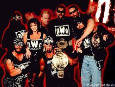 Ahmadinejad says he needs some New World Order. Look, if the dude just wants to hear some Megadeth, I say we humor him a little Wcw Wrestlers, Nwo Wrestling, Miss Elizabeth, Photo Diary, Professional Wrestling, I Said, The World's Greatest, Humor, Megadeth