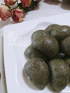 집에서 떡만들기, 개피떡 바람떡 만드는법 : 네이버 블로그 Korean Cake, Korean Food, Potatoes, Vegetables, Asian Desserts, Recipes, Sweets, Foods, Food Food