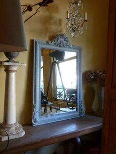 Franse Spiegel met Kuif