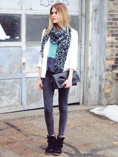 讓腿看起來更長的穿搭術 時尚部落客Blair B分享