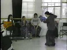 """Nice behind the scenes clip of Eva Yerbabuena in rehearsal for the show Amor de Dios - this tangos featured in the documentary by Mike Figgis """"Flamenco Women"""" (1997)"""