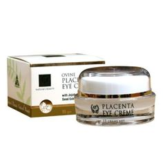 Nature's Beauty Ovine Placenta Eye Creme, 15 Grams: Beauty