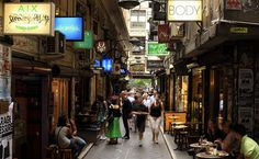 Best laneway bars in Melbourne - Bars & Pubs - Time Out Melbourne