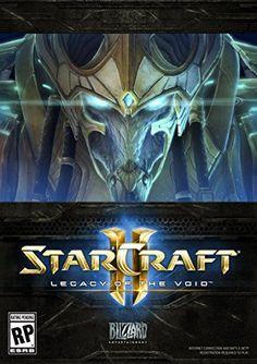 Starcraft II: Legacy of the Void - Standard Edition Blizzard Entertainment http://www.amazon.com/dp/B011W8UMOC/ref=cm_sw_r_pi_dp_GXTqwb19QSM71