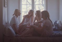 """I love this picture. It's the epitome of """"girltime"""" as my daughter calls it. by Philipp Bartz, via Flickr"""