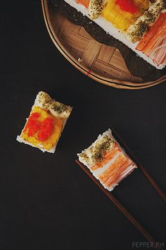 California Maki Kakanin : Because Bite-sized Rolls are not Enough - Pepper.ph - A Philippine-based Food Blog for Artists, Misfits & Creatives