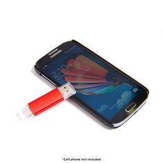 32GB USB 2.0 Flash Drive - Assorted Colors