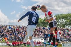 RKSV Driel - Feyenoord Rotterdam Dirk Kuijt