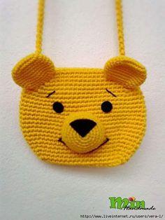 Captivating All About Crochet Ideas. Awe Inspiring All About Crochet Ideas. Crochet Girls, Cute Crochet, Crochet For Kids, Beautiful Crochet, Crochet Crafts, Crochet Toys, Crochet Projects, Crochet Disney, Crochet Handbags