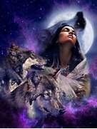 Wolves and Native American Indians | Wolves and Native American ...