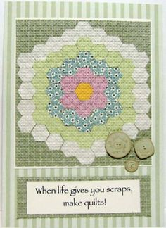 Not My Grandmother's Flower Garden by Alene - Cards and Paper Crafts at Splitcoaststampers