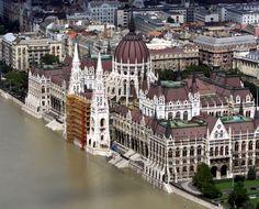 The Parliement Budapest, Hungary Hungary
