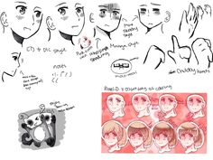 How to draw somewhat like Himaruya manga style! by Westlywheatly ...