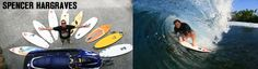 Spencer Hargraves - Pro Rider  #surf