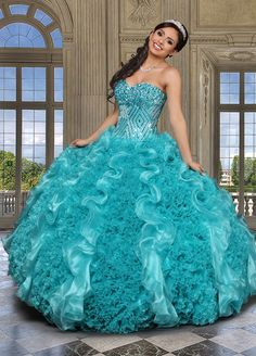 Check out this beautiful dress by Q by DaVinci, Q by DaVinci Style 80244