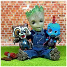 We are GROOT Marvel Fan, Marvel Heroes, Marvel Avengers, Superhero Villains, Marvel Characters, Flora Colossus, I Am Groot, Black Panther Marvel, Marvel Wallpaper