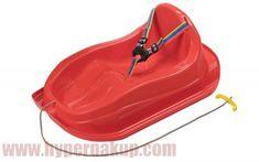 Detské plastové sánky s opierkou a popruhmi, červené Bathtub, Standing Bath, Bathtubs, Bath Tube, Bath Tub, Tub, Bath