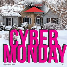 Cyber Monday Deals = All the same? Homeownership = Renting? Not necessarily. Read on about the best deal you can find today! #Shorewest #ShorewestFamily #MondayMotivation #CyberMonday #BuyerTips