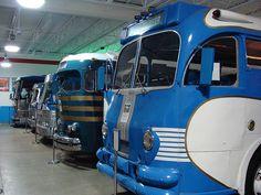 Greyhound Bus Museum, Hibbing, MN.