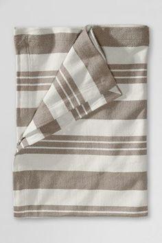 Bold Stripe Throw $39.50