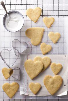 Idees Basiese resep: Vanielje-koekies » Idees