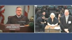 There was a bit of disorder in the Broward court when an 80-year-old woman facing charges of resisting arrest and violating an injunction called a judge 'sweetheart' and asked if he would take her out for...