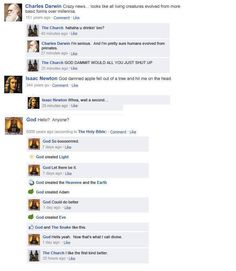 If Facebook Existed Years Ago #Facebook #History (2 of 3)