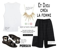 """""""Persun #8"""" by lali22 ❤ liked on Polyvore featuring Alexis Bittar, Erdem, Nails Inc. and persunmall"""