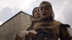 """But Redditor passingwisdom has some comforting words about why Arya is going to be just fine: 