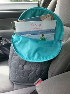 The NEW Vary You Backpack has a large pocket in the back that is big enough for an iPad. !  www.mythirtyone.com/bethskojec