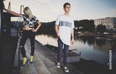 Fåshion Collection | GRÅPENGER #premium #colorful #socks #grapenger #navyblue #yellow #fashion #port #riverside