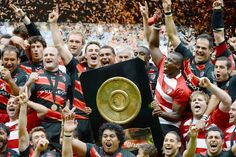 June - @Stade Toulousain Top14 2012 Champion