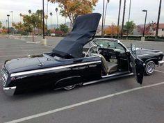 62 Chevy Impala Rag Low low..........