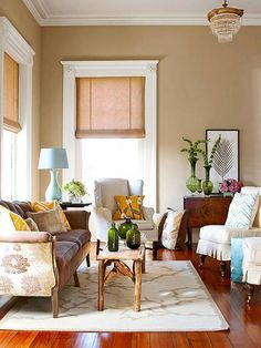 WALL COLOR Beautiful Living Style: Color: Staging Your Home For Sale Color  Inspiration: Manchester Tan Monroe Bisque Camoflage Carrington Beige Shaker  Beige ... Part 53