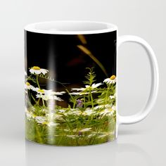 Beautiful Daisies  Mug