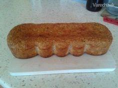 Dukanovský chlebík - Recept Paleo, Keto, Banana Bread, Protein, Goodies, Desserts, Food, Fitness, Dukan Diet