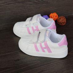 Ragazzi scarpe 2016 primavera tenis bambini bambini sneakers Scarpe casual Per Le Ragazze pu Sportivo in pelle Scarpe Casual ragazza scarpe scuola
