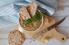 Diétás padlizsánkrém, a diétás padlizsános receptek közül a legegyszerűbb diétás étel Hummus, Food And Drink, Ethnic Recipes