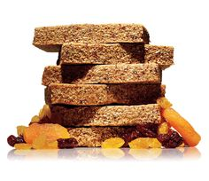 "The cranberry-orange ""power grab"" protein bars look great - but do require use of a food processor."