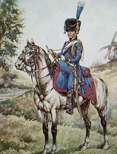 French Napoleonic Horse Artillery Uniforms | Various Uniforms of the French Army (1800-1815?)