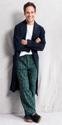 7ee728e585 Definitive Proof That Men Look Sexiest In Pyjamas. Sexy PajamasPyjamasPjsMens  Flannel ...