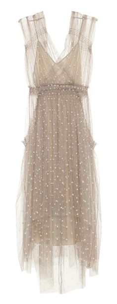 Lela Rose tulle dress